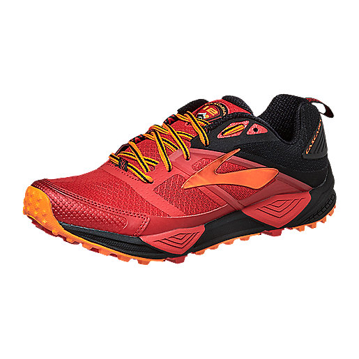Chaussures de trail homme Brooks Cascadia 12 multicolore 02431D  BROOKS
