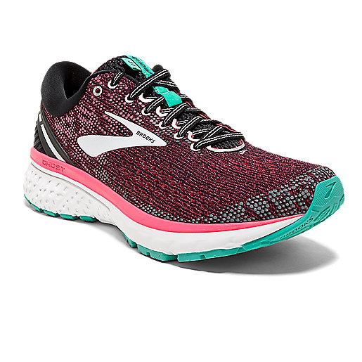 Chaussures de running femme Ghost 11 multicolore 02772A  BROOKS