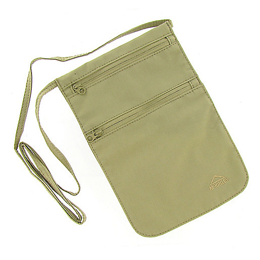 Cotton Neck Pouch blanc 101312  MC KINLEY