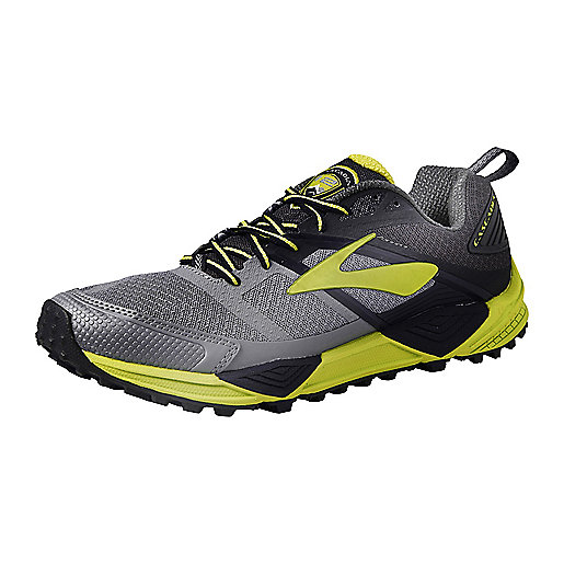 Cascadia 12 gris 1102430 BROOKS
