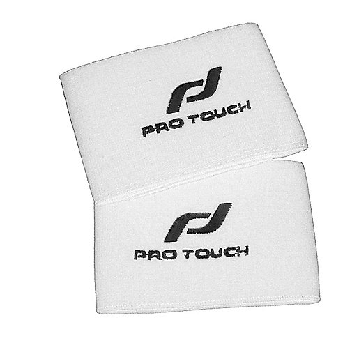 Sock Holder Band blanc 117464  PRO TOUCH
