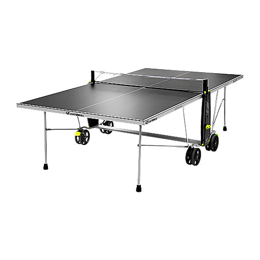 Table de ping pong drive outdoor cornilleau intersport for Table de ping pong exterieur intersport