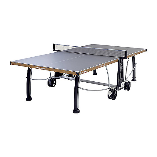 Table de ping pong taiga gris cornilleau intersport - Dimension table de ping pong cornilleau ...