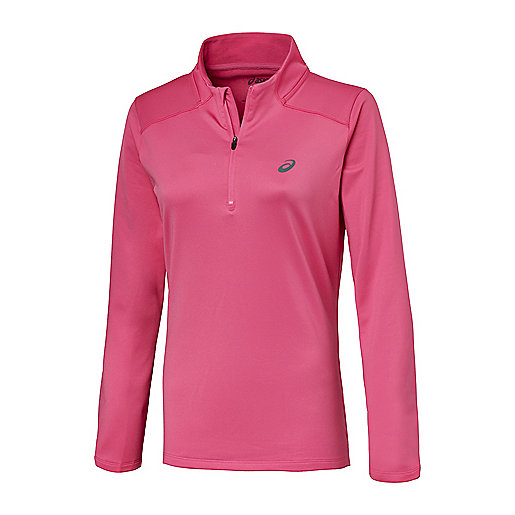 Essential 12 Shirt Winter Femme Running Intersport Asics Zip Tee qxtXaq