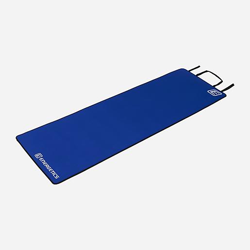 tapis de gym fitness mat bleu energetics intersport. Black Bedroom Furniture Sets. Home Design Ideas