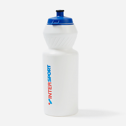 Bidon  Intersport 750ml  BLANC  ROTO