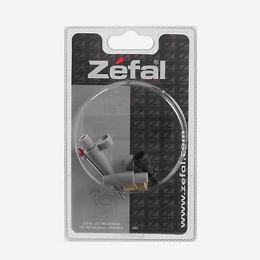 kit d 39 embouts pour pompe manuelle valve presta et schrader zefal intersport. Black Bedroom Furniture Sets. Home Design Ideas