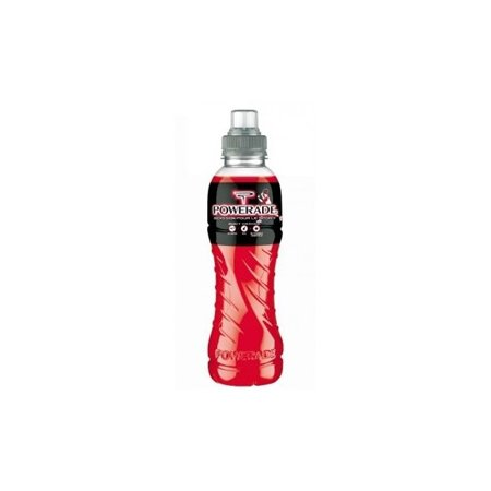 Powerade Gout Cerise MULTICOLORE 2241013 COCA COLA