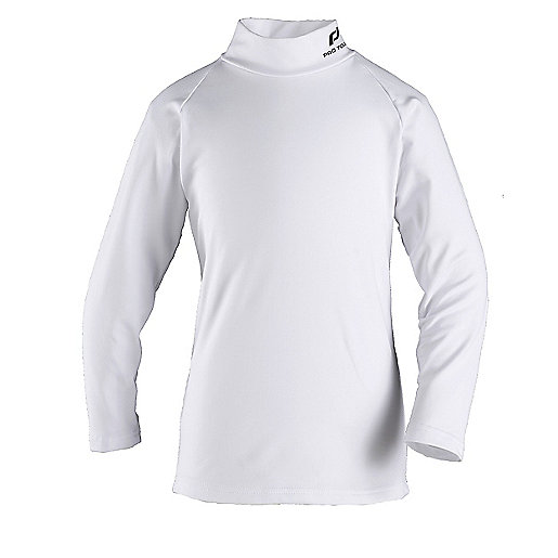 Tee Shirt Ml Thermique blanc 2261602 PRO TOUCH