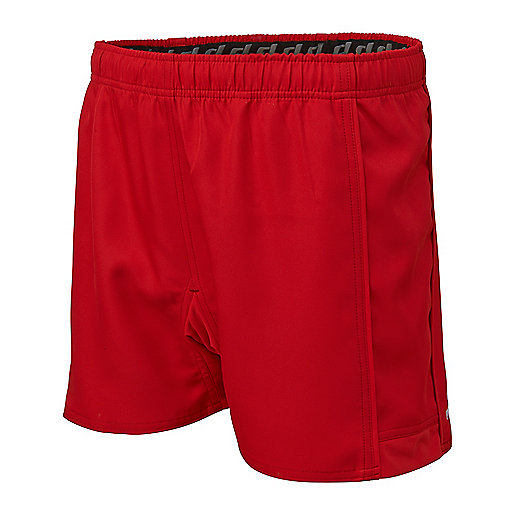 Short de rugby adulte Match rouge 2269845 PRO TOUCH