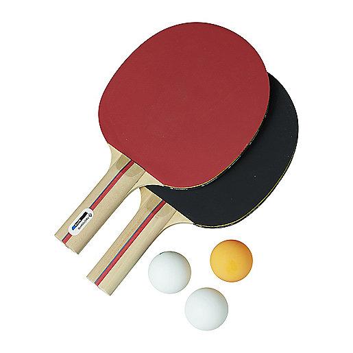 Set de tennis de table match dx set tecno pro intersport - Raquettes de tennis de table ...