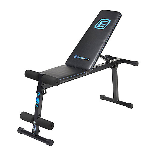 Banc De Musculation Energetics Intersport