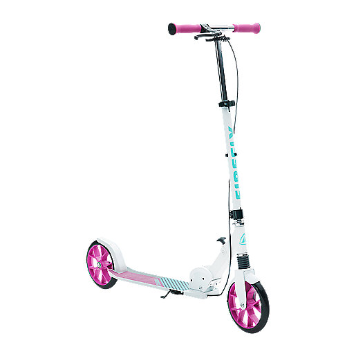 Trottinette adulte A200 blanc 2623030 FIREFLY