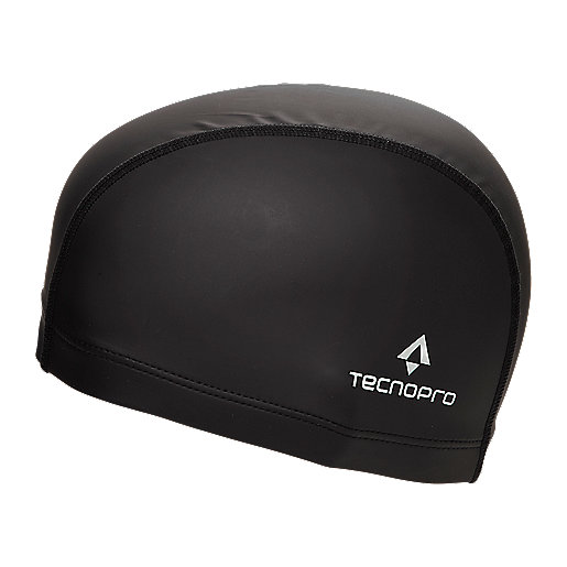 bonnet de bain homme cap pu flex noir tecno pro intersport. Black Bedroom Furniture Sets. Home Design Ideas