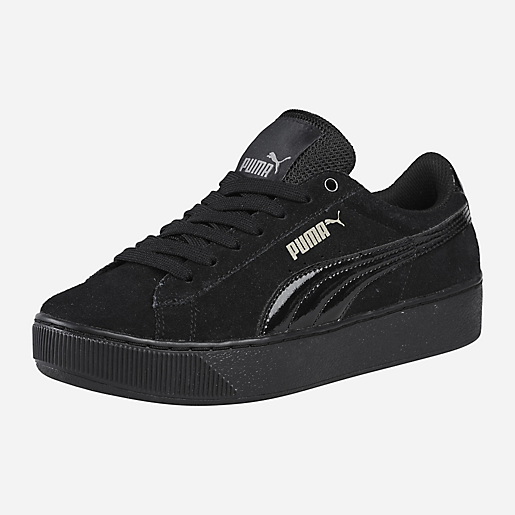 chaussures mode femme vikky platform puma intersport. Black Bedroom Furniture Sets. Home Design Ideas