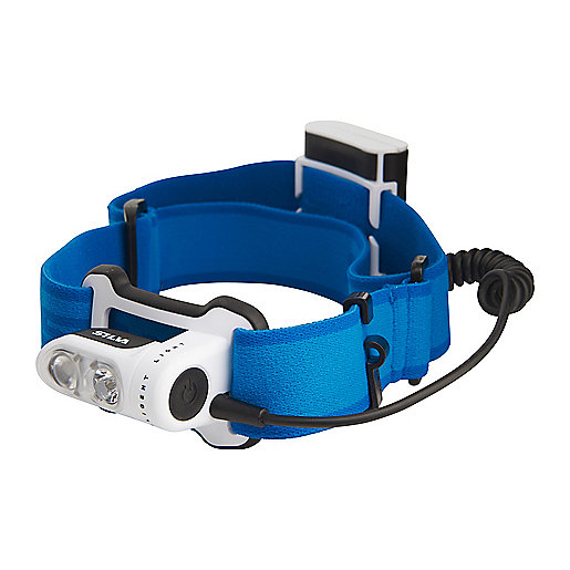Lampe frontale run bleu silva intersport - Lampe frontale intersport ...