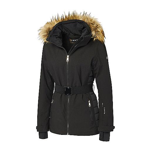Manteau de ski femme noir