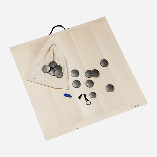 jeu plein air jeu de palets noname intersport. Black Bedroom Furniture Sets. Home Design Ideas