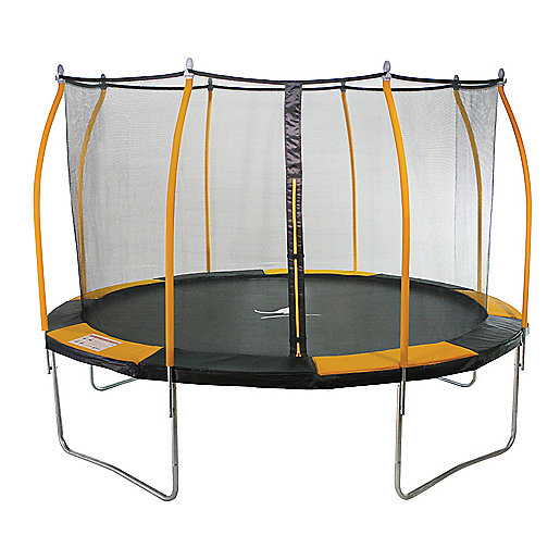 jeu de plein air trampoline kangui intersport. Black Bedroom Furniture Sets. Home Design Ideas