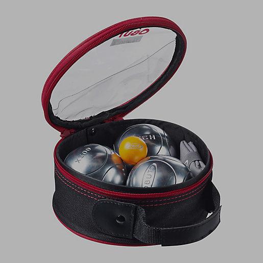Boule de petanque 3 boules de competition accessoires for Marque boule de petanque