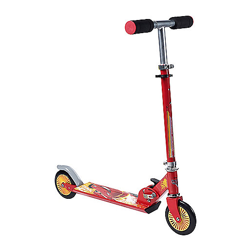 TROTTINETTE CARS PLIABLE multicolore 5000806 STAMP