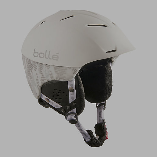 casque de ski homme synergy blanc bolle intersport. Black Bedroom Furniture Sets. Home Design Ideas
