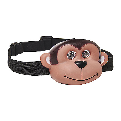 Lampe frontale frontale animaux singe mc kinley intersport - Lampe frontale intersport ...