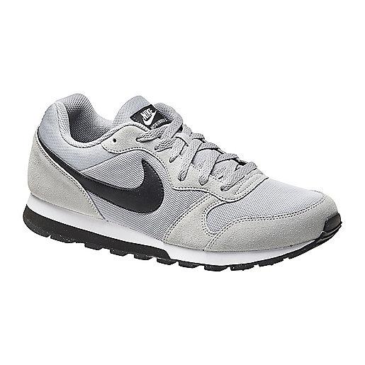 Chaussures Nike MD Runner grises Casual garçon