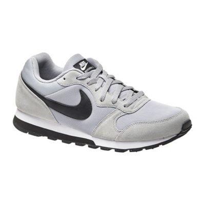 e07dcdd5c9fce ... Nike MD RUNNER 2 sneakers femme noir-blanc ...