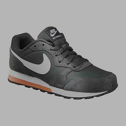 Chaussures Nike MD Runner noires garçon yrd5V2rlK