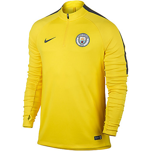 Mcfc M Sqd Sweatshirt Dril Football Homme Nike Top Intersport a4qwAtEwx