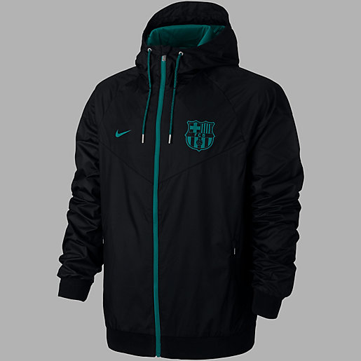 coupe vent homme barcelone champion 39 s league nike intersport. Black Bedroom Furniture Sets. Home Design Ideas