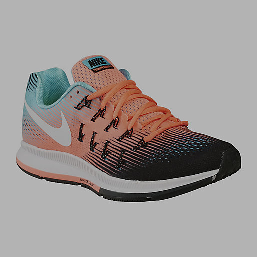 chaussures running femme air zoom pegasus 33 nike intersport. Black Bedroom Furniture Sets. Home Design Ideas
