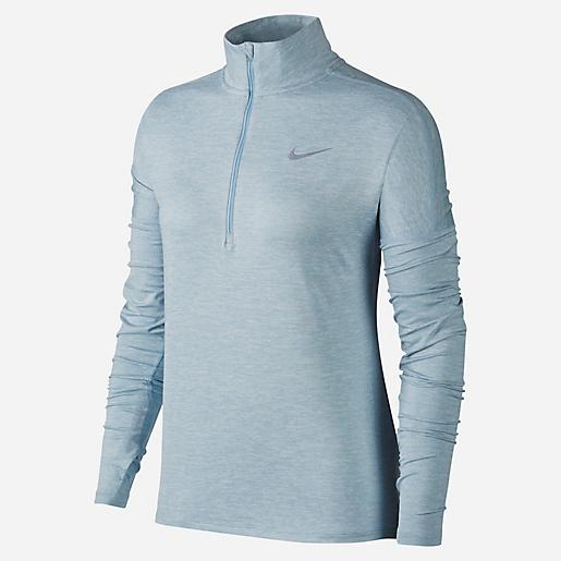zip Running shirt T Element Homme Col NIKE INTERSPORT Demi Dry xqHar0nqw aa94b7a0587