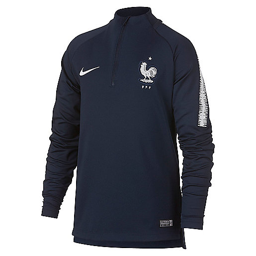 FFF Dri-fit squad drill multicolore 893704  NIKE