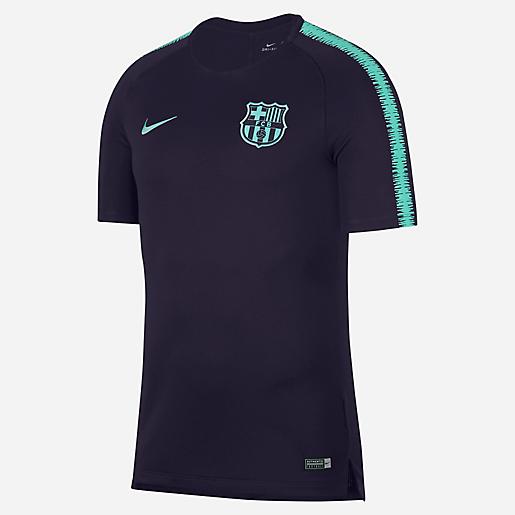 Maillot entrainement FC Barcelona noir