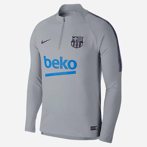 Maillot entrainement FC Barcelona de foot