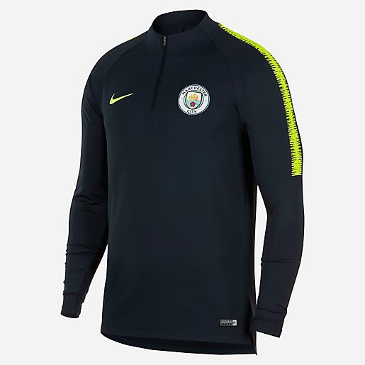 Maillot entrainement Manchester City boutique