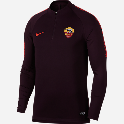 Maillot entrainement ROMA LONGUES