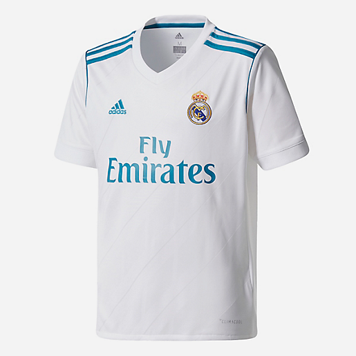 tenue de foot Real Madrid nouvelle