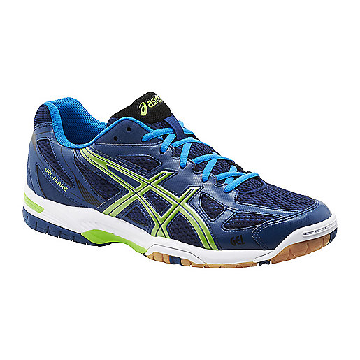 asics noir intersport