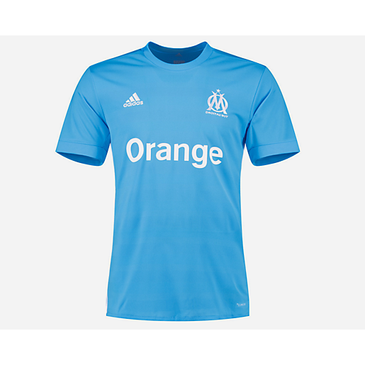 Maillot football homme om ext rieur adidas intersport for Maillot exterieur om 2017