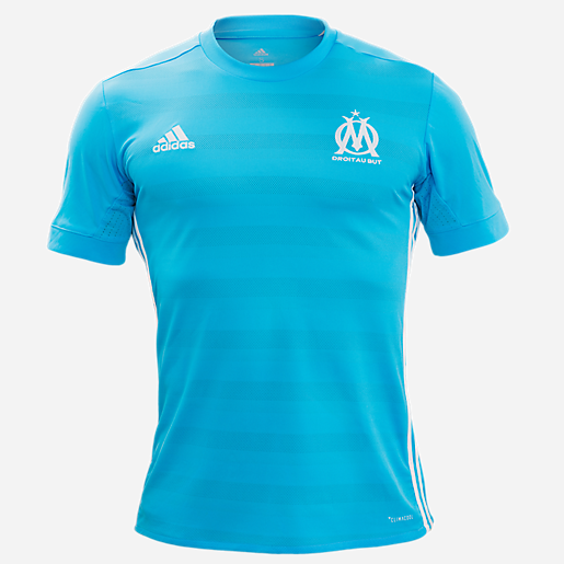 Maillot football gar on om ext rieur adidas intersport for Maillot exterieur om 2017