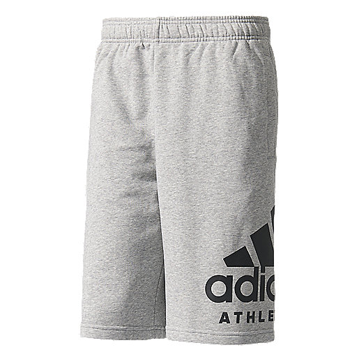 Sid Athletics Logo gris BP8472  ADIDAS