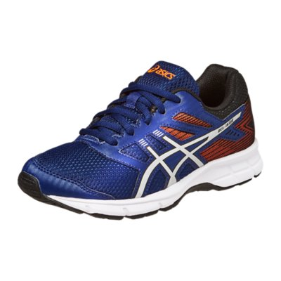 Asics Gel Ikaia 7 enfant bleu orange