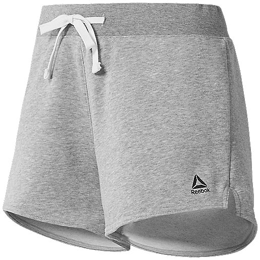 Short de training femme Simple Elements Gris CE0156  REEBOK