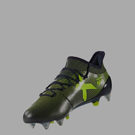 Chaussures football adulte X 17.1 Terrain Gras ADIDAS