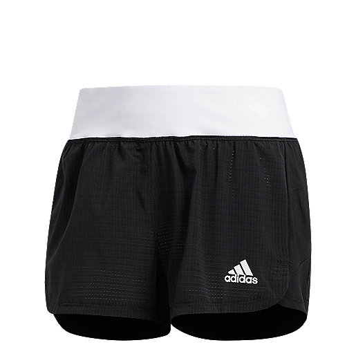 Short de training femme 2 en 1 en mesh Multicolore DU3495  ADIDAS