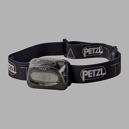 Lampe frontale tikka 3 noir petzl intersport - Lampe frontale intersport ...
