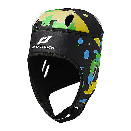 Casque Rugby 1Er Prix Jr multicolore HEADF   PRO TOUCH